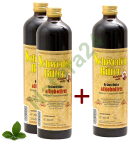 Swedish bitters without alcohol Maria Treben 2x500ml+500ml
